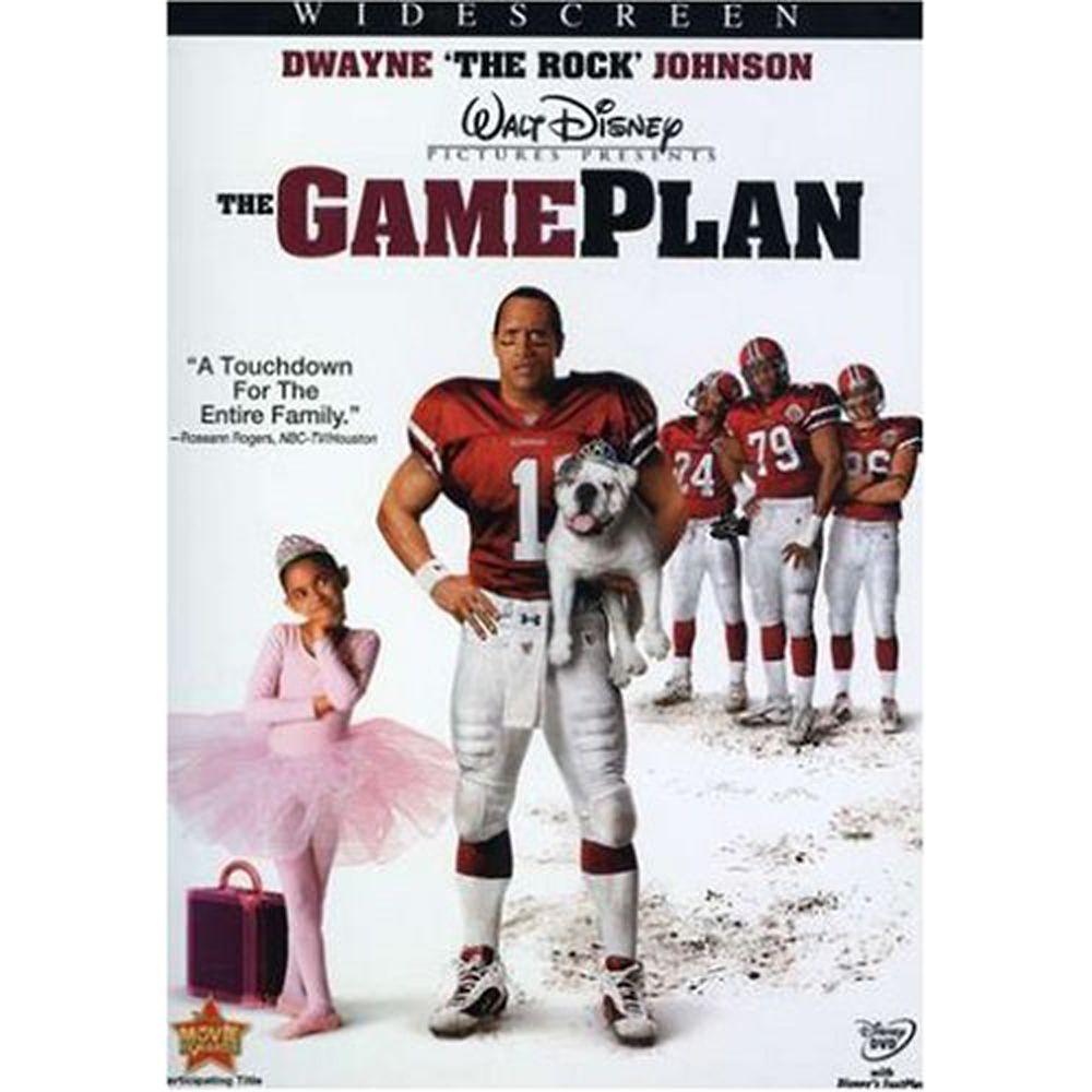 The Game Plan DVD – Widescreen