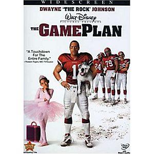 The Game Plan DVD - Widescreen 7745055550567P
