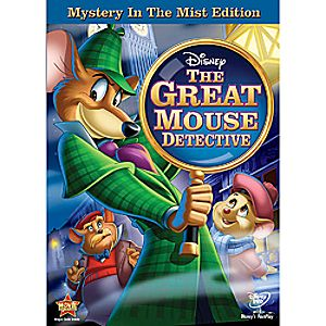 The Great Mouse Detective DVD 7745055550573P