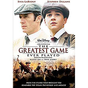 The Greatest Game Ever Played DVD - Widescreen 7745055550575P