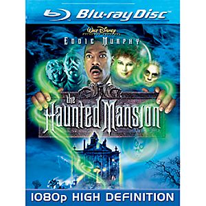 The Haunted Mansion Blu-ray 7745055550580P