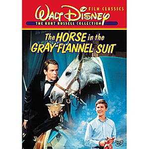 The Horse in the Gray Flannel Suit DVD