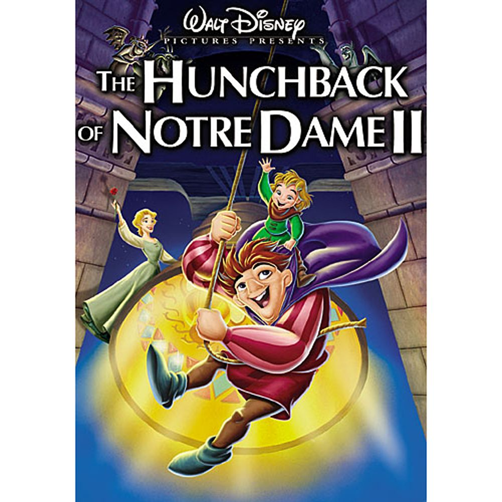 The Hunchback of Notre Dame II DVD Official shopDisney