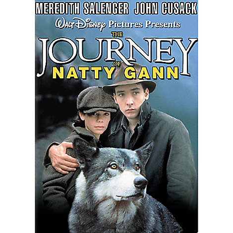 The Journey of Natty Gann DVD