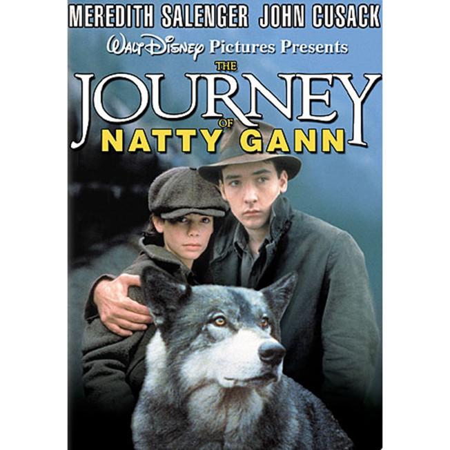 The Journey of Natty Gann DVD