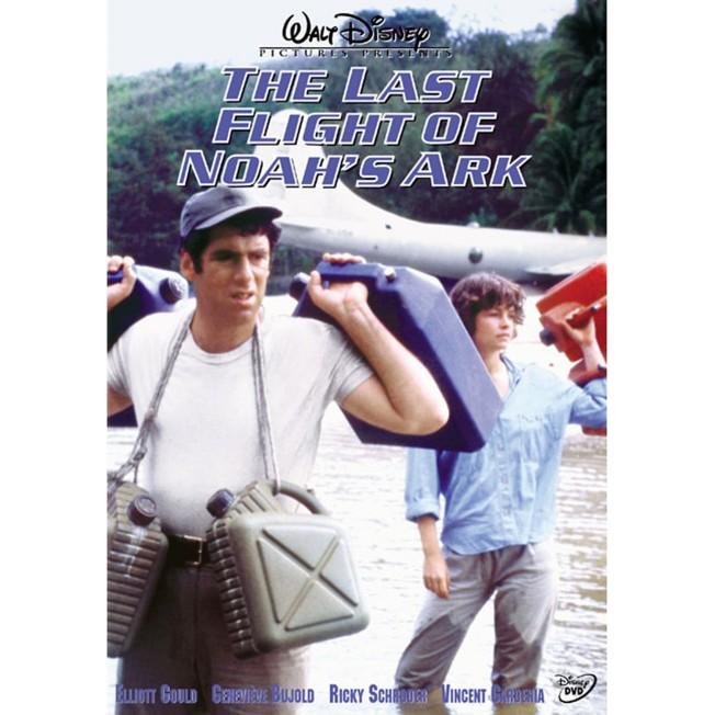 The Last Flight of Noah's Ark DVD