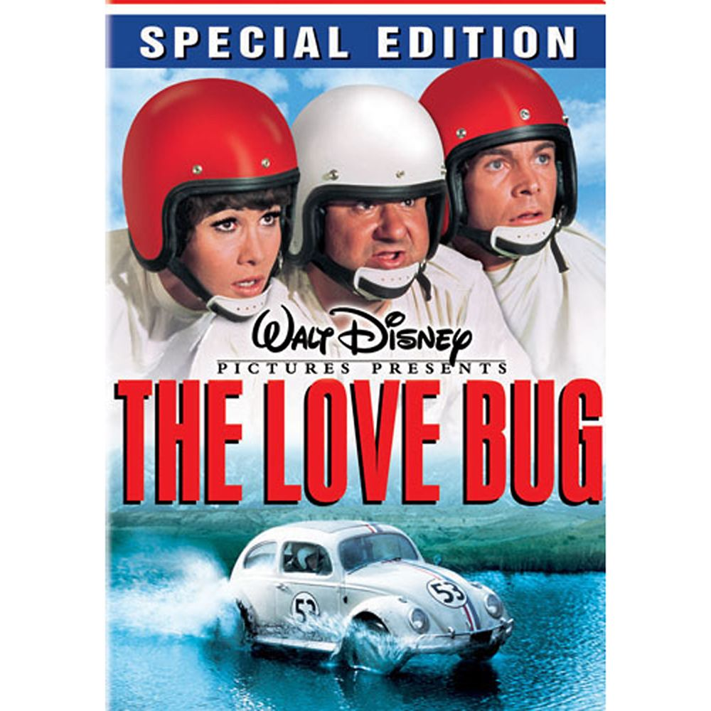 The Love Bug DVD – Special Edition