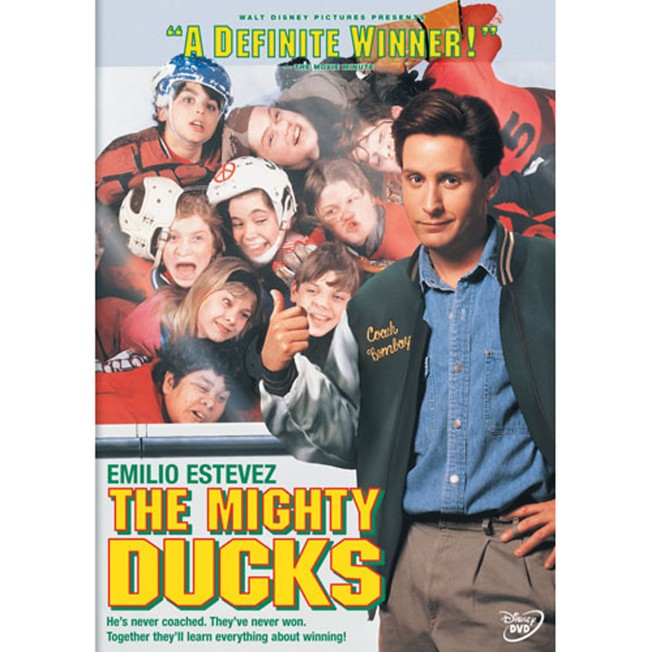 The Mighty Ducks DVD