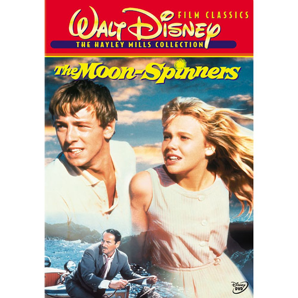The Moon-Spinners DVD Official shopDisney