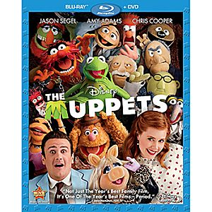 The Muppets - Blu-ray and DVD Combo Pack 7745055550617P