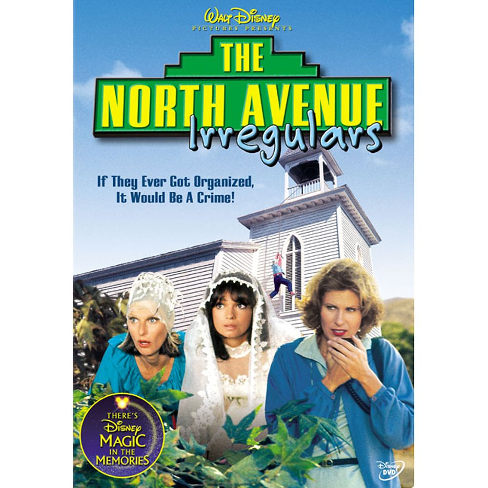 The North Avenue Irregulars DVD