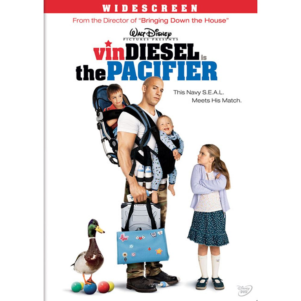The Pacifier DVD  Widescreen Official shopDisney