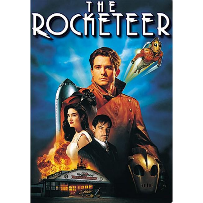 The Rocketeer DVD