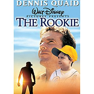 The Rookie DVD - Widescreen 7745055550639P
