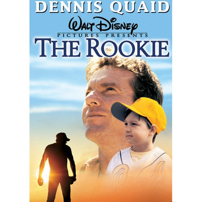 The Rookie DVD – Widescreen