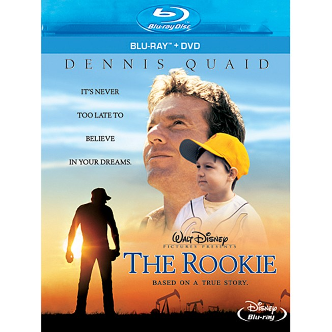 The Rookie – 2-Disc Combo Pack