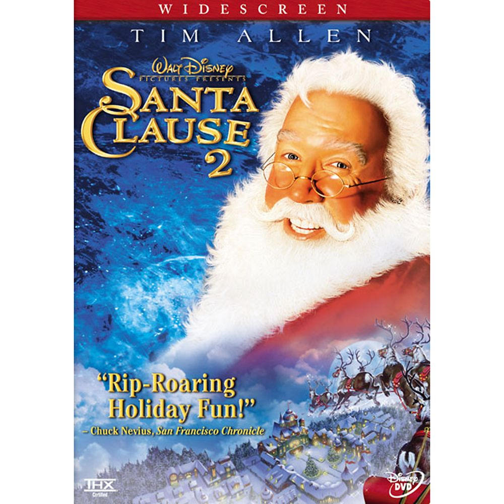 The Santa Clause 2 DVD – Widescreen