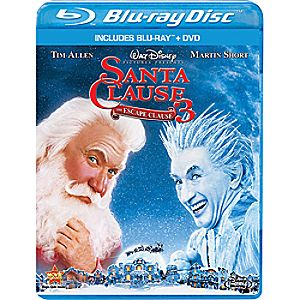 The Santa Clause 3: The Escape Clause - Blu-ray + DVD Combo Pack 7745055550643P