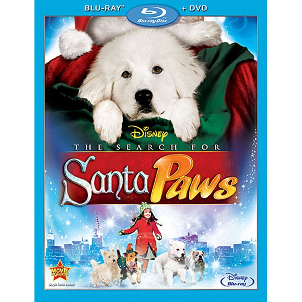 The Search for Santa Paws – 2-Disc Set