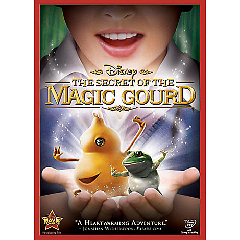 The Secret of the Magic Gourd DVD