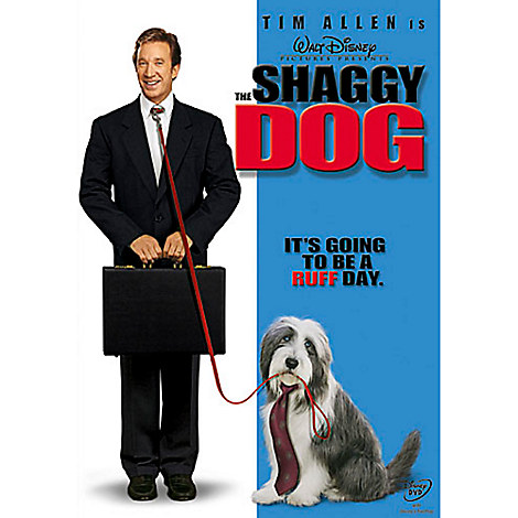 The Shaggy Dog (2006) DVD