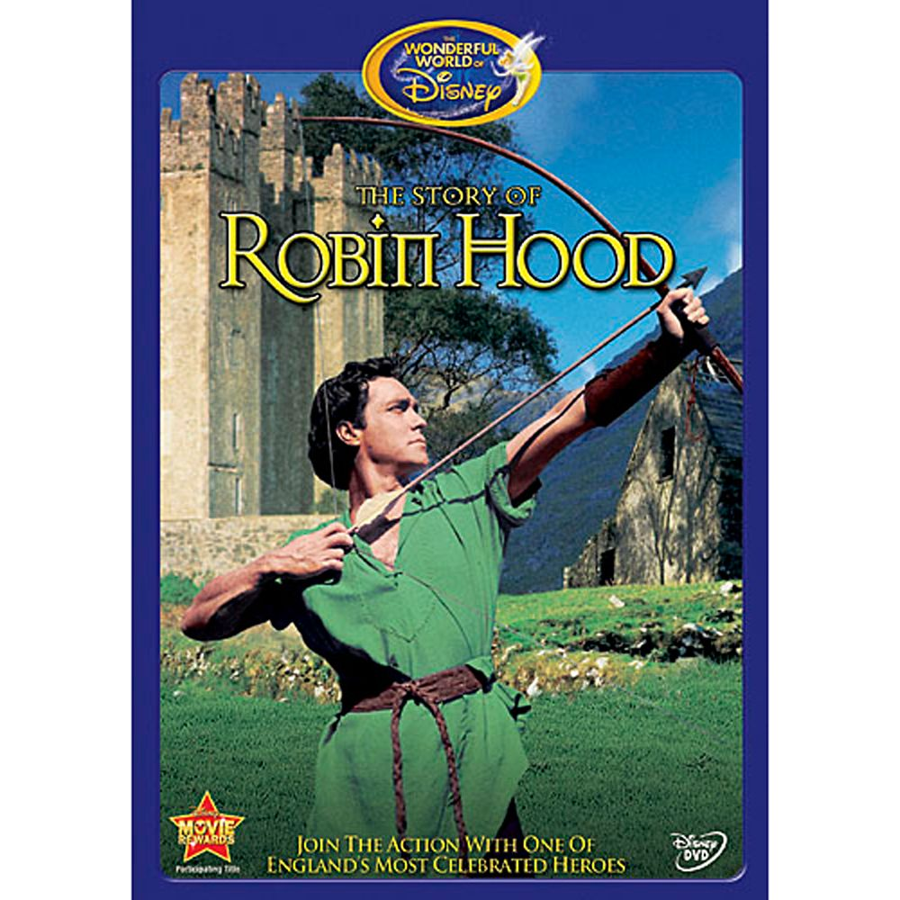 The Story of Robin Hood DVD Official shopDisney