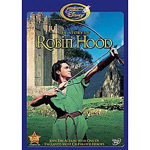 The Story of Robin Hood DVD