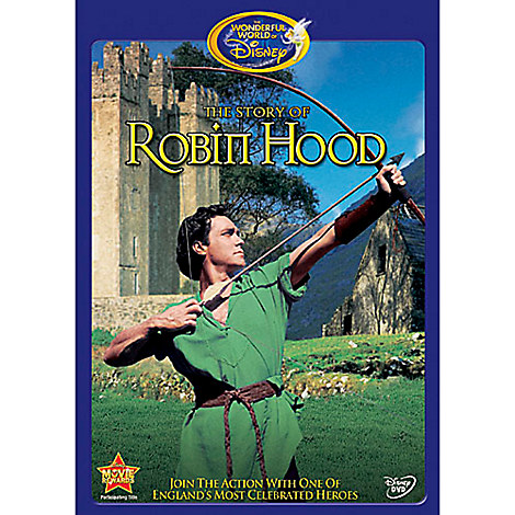 The Story of Robin Hood DVD