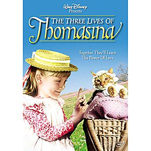 The Three Lives of Thomasina DVD 7745055550661P