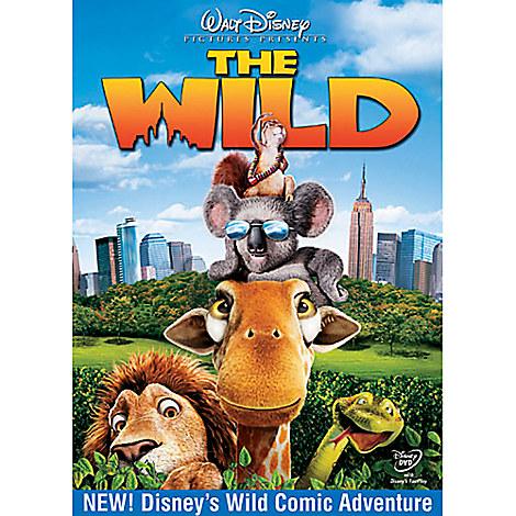 The Wild DVD