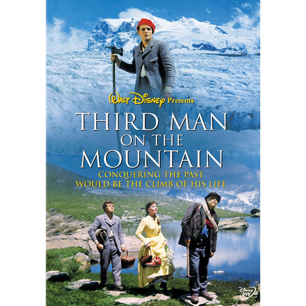 Third Man on the Mountain DVD Official shopDisney