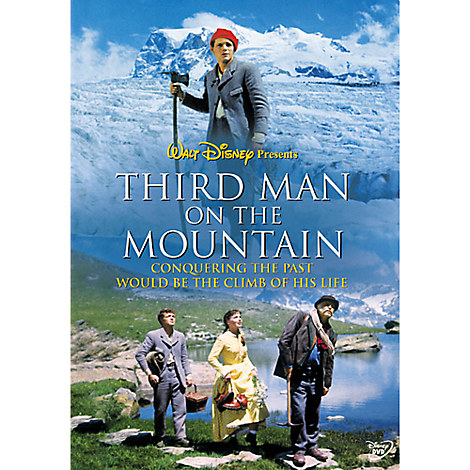 Third Man on the Mountain DVD