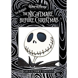 Tim Burton's The Nightmare Before Christmas DVD 7745055550672P