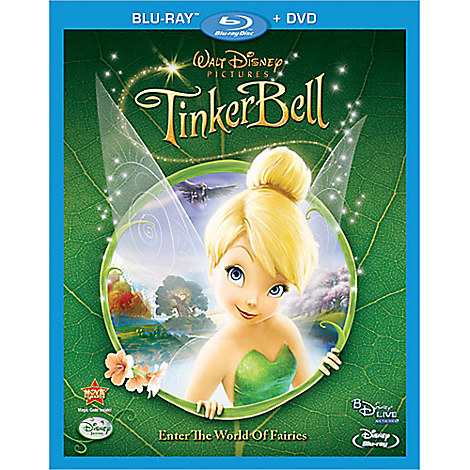 Tinker Bell - 2-Disc Combo Pack