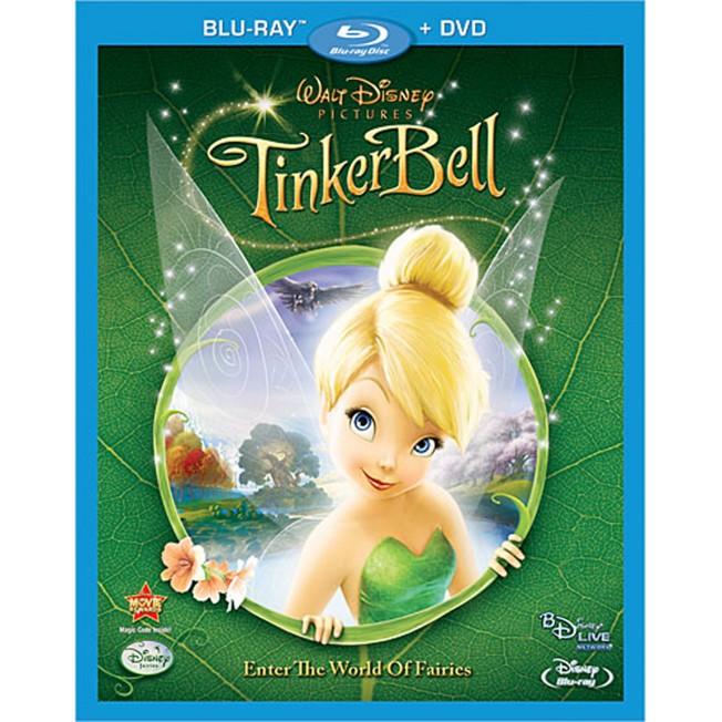 Tinker Bell – 2-Disc Combo Pack