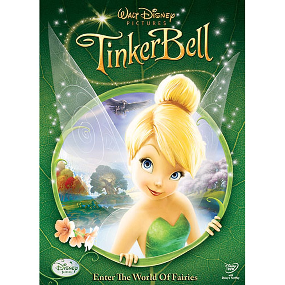 Tinker Bell DVD Official shopDisney