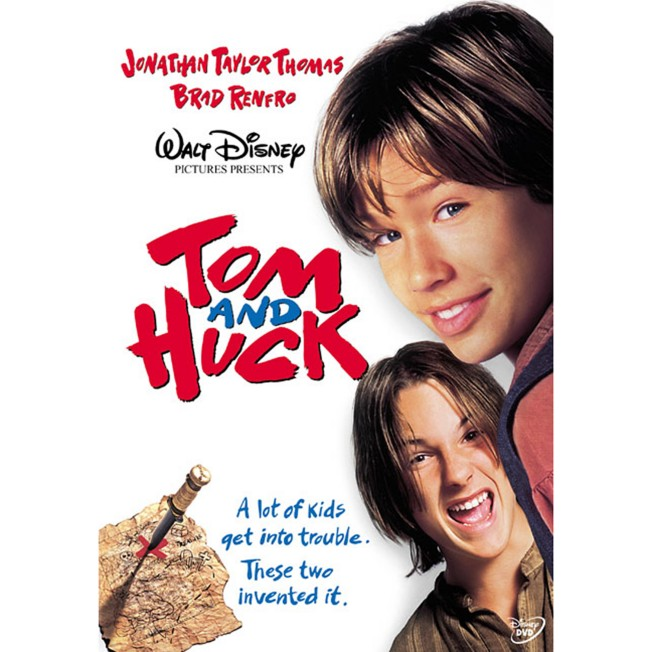 Tom and Huck DVD