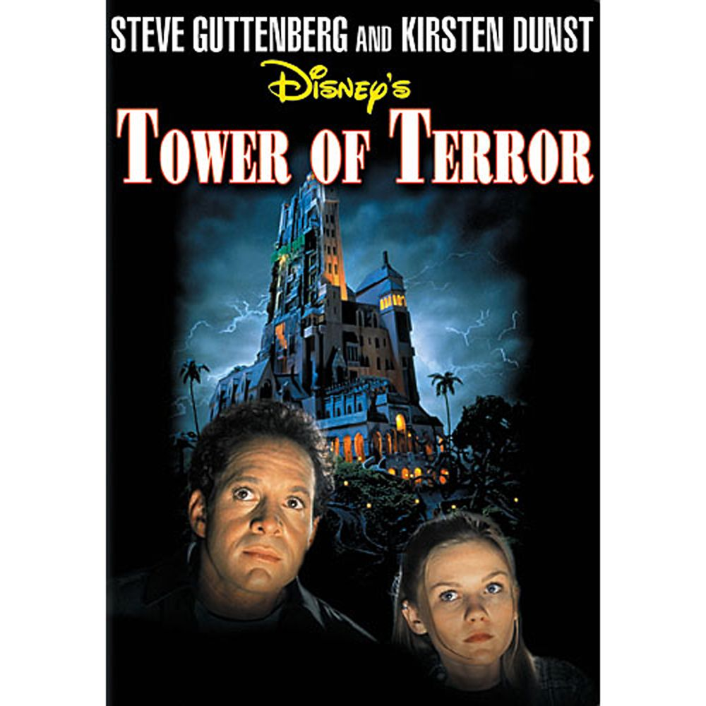 Tower of Terror DVD