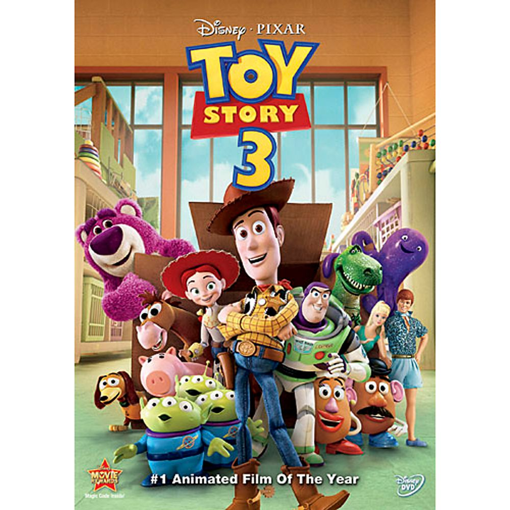 Toy Story 3 DVD Official shopDisney