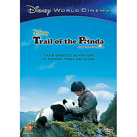 Trail of the Panda DVD