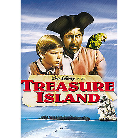 Treasure Island DVD