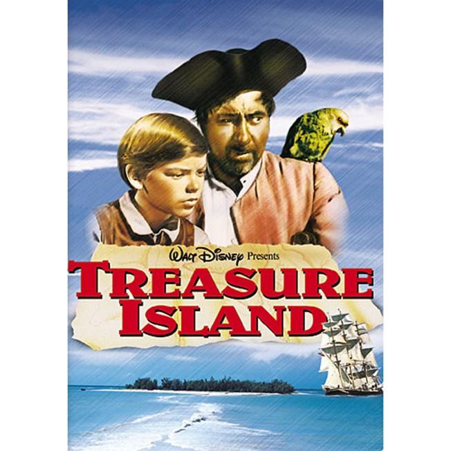 Treasure Island DVD