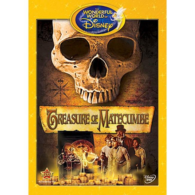 Treasure of Matecumbe DVD