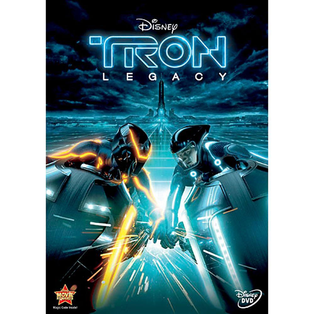 Tron: Legacy DVD