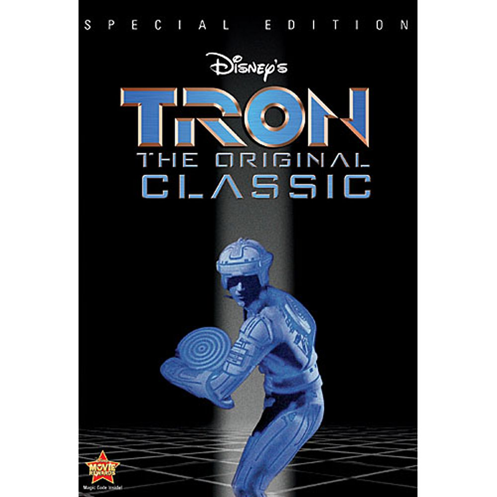 Tron: The Original Classic DVD
