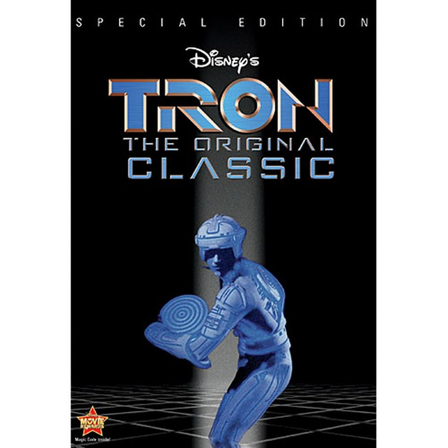 Tron: The Original Classic DVD