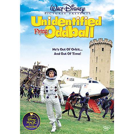 Unidentified Flying Oddball DVD