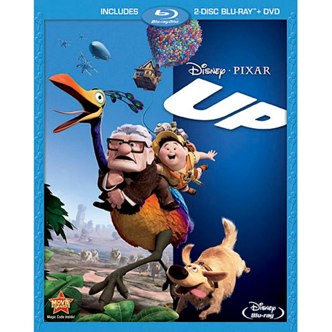 Up – 3-Disc Set
