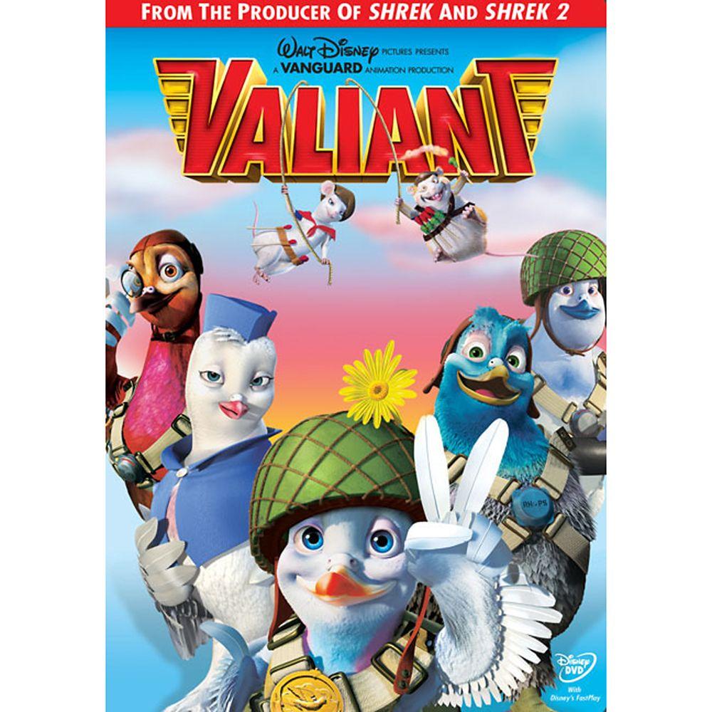 Valiant DVD