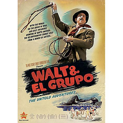 Walt & El Grupo DVD